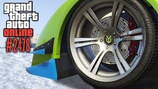 Tuning Treff im Schnee #2478 GTA 5 Online YU91