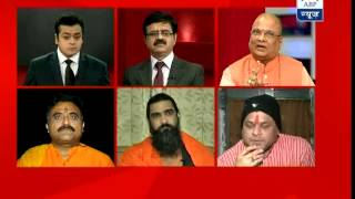 Repeat youtube video ABP News debate: What is truth of Ashutosh Maharaj ?