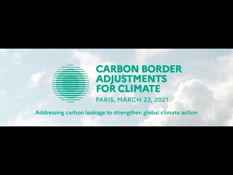 High-level conference - Carbon Border Adjustments for Climate