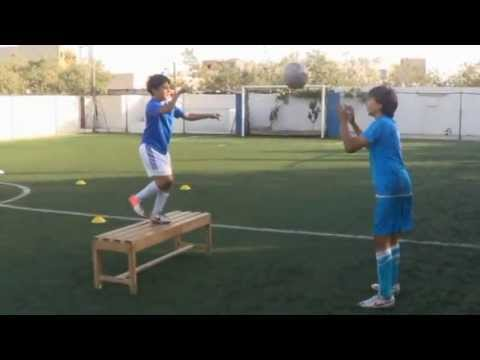 Yassine Young talent football U10 academy Tunisia