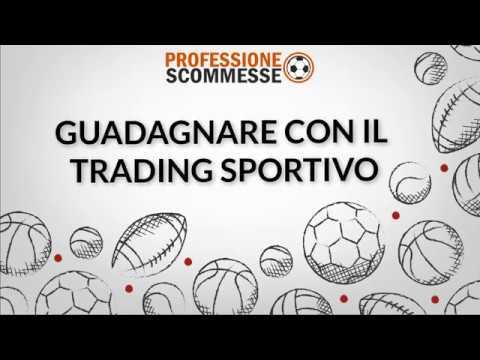 quanto si guadagna con il trading sportivo