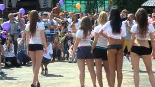 Конкурс мокрых маек Екатеринбург 2014