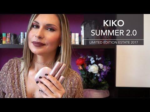 KIKO SUMMER 2.0 | Collezione estate 2017 (I miei acquisti) || LadyGlow