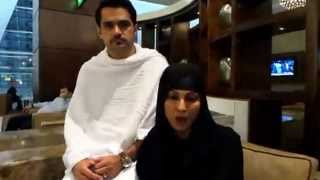 Veena malick before umrah message must watch