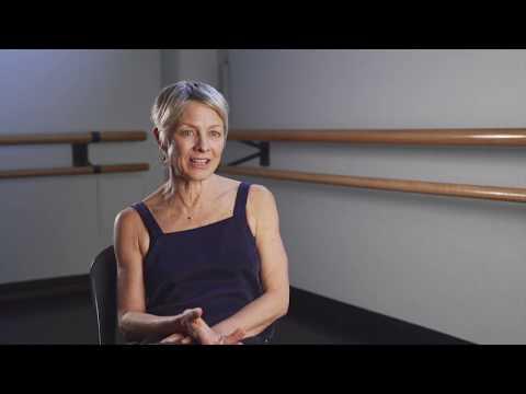 Senior Contemporary Dance Program I Meet Linda Gamblin