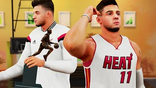 First Game of The Playoffs!!!! - NBA 2k16 My Career Ep.17