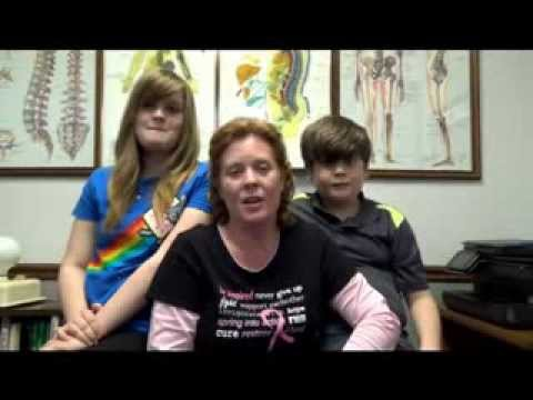 Georgetown Chiropractor: McCormick Family Testimonial: Winyah Chiropractic Clinic