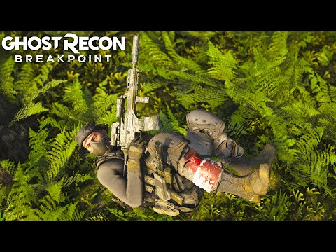 Ghost Recon Breakpoint EXTREME BEHEMOTH & OPERATION VECTOR! Ghost Recon Breakpoint Free Roam