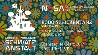 NASA #12 mit Bodo Schickentanz - Mainz FreeTV