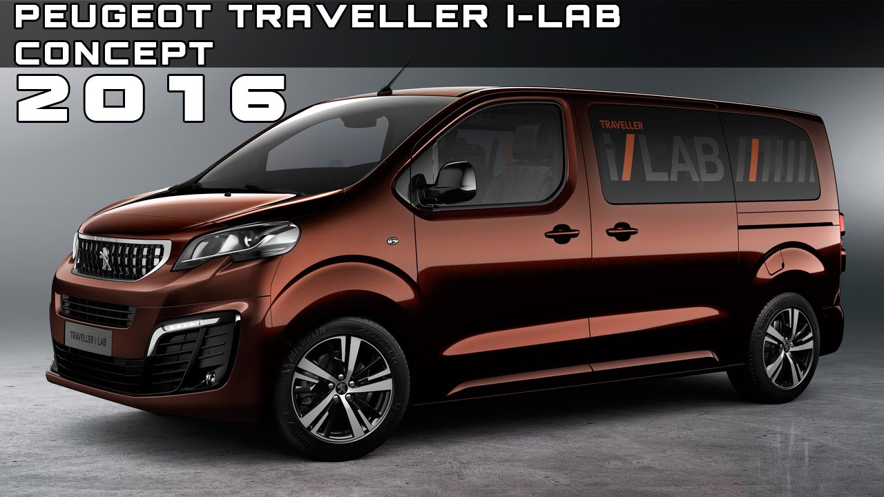 2016 peugeot traveller i lab concept review rendered price specs release date youtube. Black Bedroom Furniture Sets. Home Design Ideas