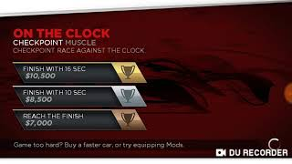 Need for speed most wanted PETERSON MISSION 1 ON THE CLOCK
