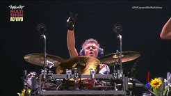 Rick Allen Drums Solo - Rock in Rio 2017 - 1080p - PRO-SHOT