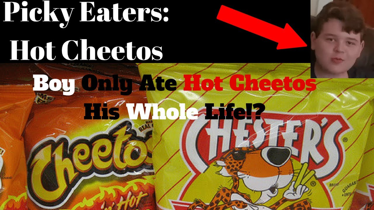 Picky Eaters: Addicted to Hot Cheetos - YouTube