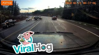 lucky-driver-barely-misses-multiple-incidents-viralhog