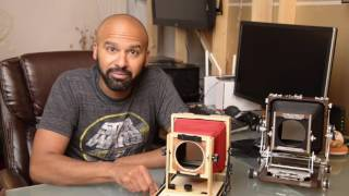 The Intrepid 4x5 Camera REVIEW!!