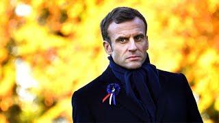 Ma Macron non era il beniamino degli intellettò? (8 dic 2018)
