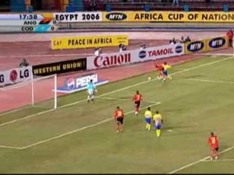 Angola vs Congo DR - Africa Cup of Nations, Egypt 2006