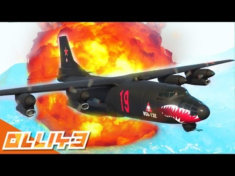 CUSTOMISING THE BIGGEST MILITARY AIRCRAFT IN GTA 5!