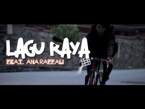 Sekumpulan Orang Gila - Lagu Raya feat. Ana Raffali (Official Music Video)