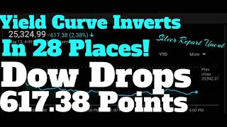 The Yield Curve Inverted in 28 Places and Dow Dropped 700 Points
