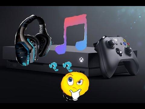 Comment écouter de la musique tout en jouant sur Xbox one