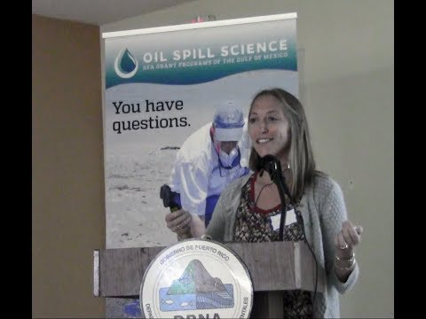 Oil spill science for healthy island communities-wildlife impacts