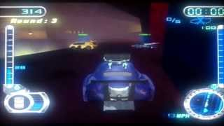 Hot Wheels: Velocity X Maximum Justice (PS2) - Battle (1)