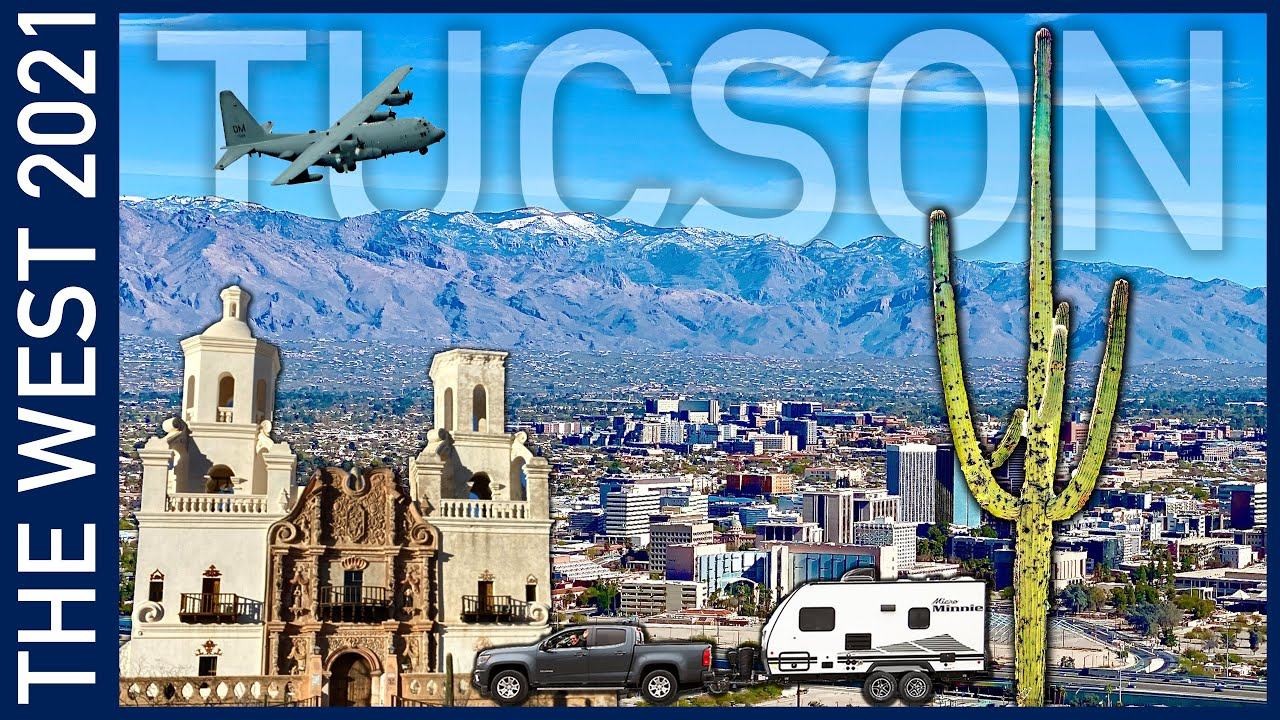 Download Tucson, Arizona: Missions, Airplanes, Saguaros and Snow - The West 2021 Episode 4.3
