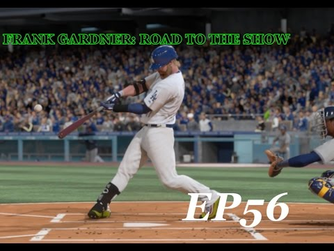 COORS FIELD PERK IS A GLITCH!!!- Frank Gardner RTTS: MLB The Show 16 (PS4)