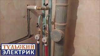 Замена чугунной канализации и установка полотенцесушителя в хрущевке.(, 2015-11-09T16:03:12.000Z)