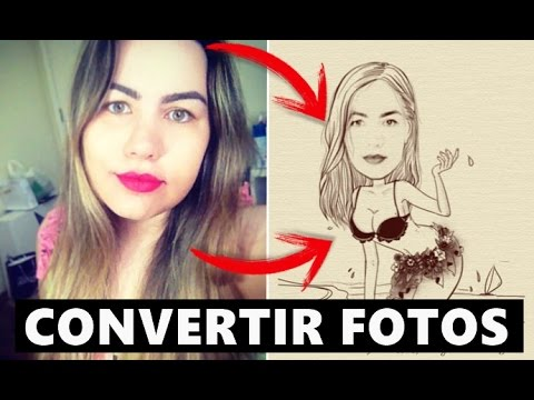 Como Convertir Fotos En Caricaturas Fácil Rapido