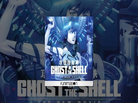 Ghost In The Shell The New Movie Youtube