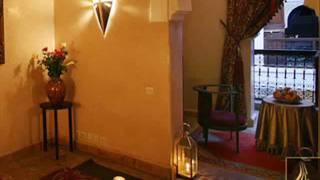 Riad à Marrakech : riad de luxe et charme
