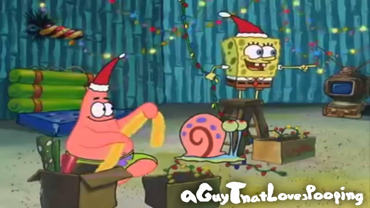 Spingebill homosexual christmas