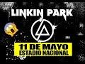 LINKIN PARK en Lima - 2017 Estadio Nacional (Reel Promocional)