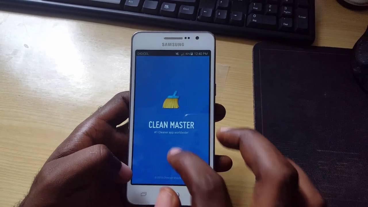 clean master download karna hai