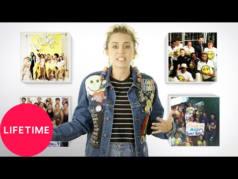 Miley Cyrus on the Happy Hippie Foundation | Lifetime