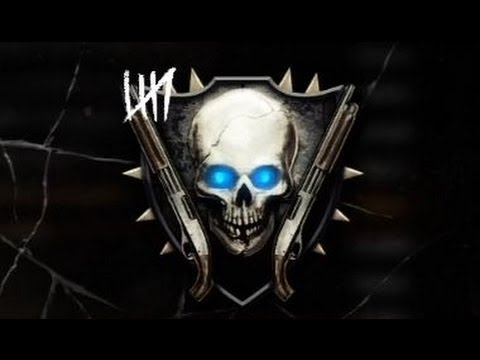 First to get the Highest Rank / Emblem on Black Ops 2 ...