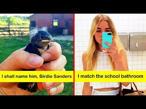 The Funniest Snapchats Ever Sent 「 funny photos 」