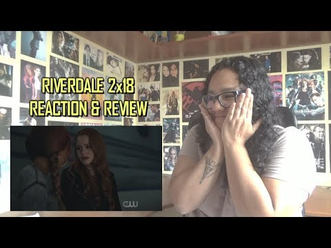 """Riverdale 2x18 REACTION & REVIEW """"Chapter Thirty-One: A Night to Remember"""" S02E18 