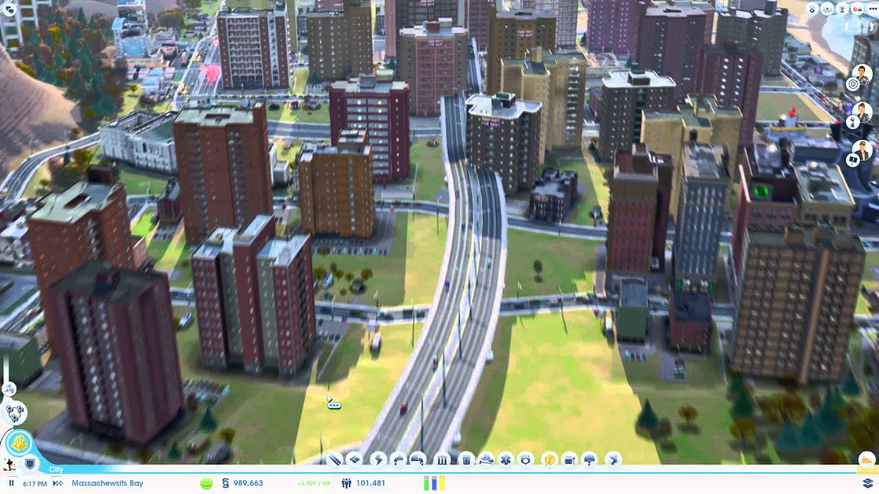SimCity01 500x281 SimCity 2013   best free download ...  Simcity 2013