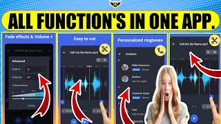 Audio Editor Free For Android 2021 | Mp3 Cutter | Mp3 Merger | Mp3 Ringtone Maker | Mp3 Audio Boost screenshot 2
