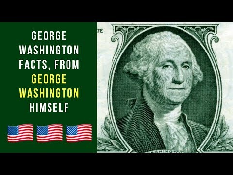George Washington Biography For Kids -  Meet Our First President