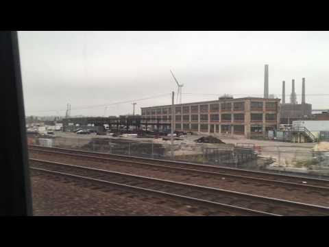 Train Trip! A Ride on MBTA Commuter Rail from Boston's North Station to Lawrence
