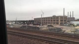 Train Trip! A Ride on MBTA Commuter Rail from Boston