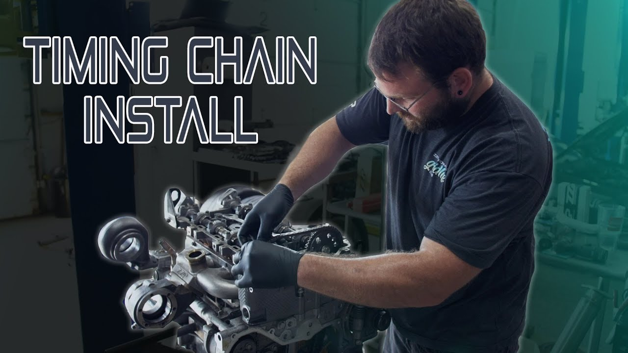 ZZP | LSJ Timing Chain Install with Al