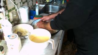 Cooking Bulgarian Banitsa + Recipe