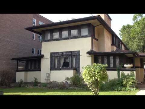 Frank Lloyd Wright In Chicago