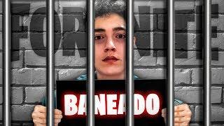 ME HAN BANEADO EN FORTNITE...