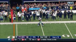 Dez Bryant's 2-TD Day! (Week 11 Highlights) | Ravens vs. Cowboys